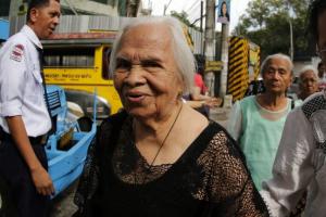フィリピン国内の元慰安婦