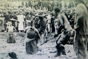 日本の残虐行為