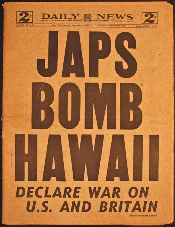 Jap Bomb Hawaii