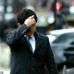 日本人によるロンドンでのパンツ盗撮